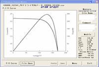 シャープ PVアナライザー測定データ